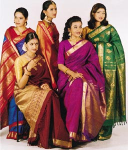 ea088c9c40 Saree an Traditional Wear in India, History, Indian Wear, India Junction